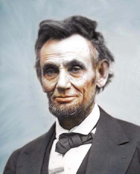 亚伯拉罕·林肯简介 - hsfxhh - 合师附小二小黄会的博客